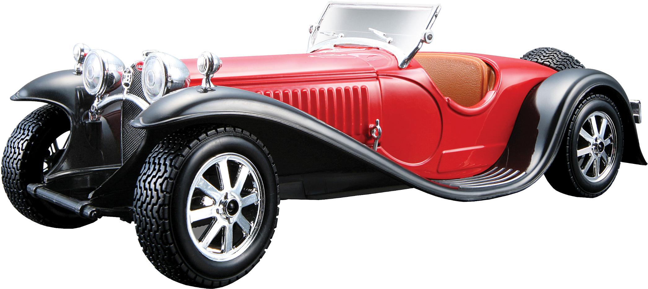 Bburago Bugatti Type Original