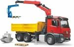 Bruder Cars, Trains & Bikes Bruder Mb Arocs Construction Truck With Crane