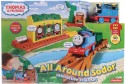 Fisher-Price Around The Track With Thomas - Multicolor