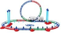 Mitashi Dash Roller Coaster Bullet Train Medium (White)