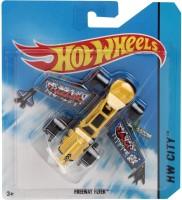 Hot Wheels City Freeway Flyer (Multicolor)