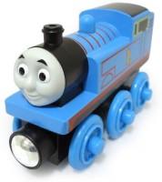 Fisher-Price Thomas Wooden Railway - Thomas The Tank Engine (Blue)