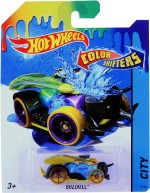 Hot Wheels Cars, Trains & Bikes Hot Wheels Color Shifters 1:64 Vehicle Buzzkill