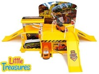 Little Treasures Engineering Construction Toy For Toddlers (Multicolor)