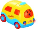 Sky Kidz Mitashi My First Tram Car - Yellow