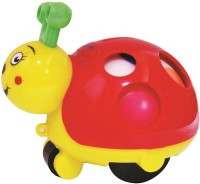 Funskool Twirly Whirly Buggy (Multicolor)