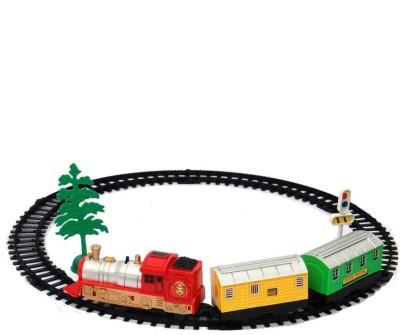 ZAPRAP Cars, Trains & Bikes ZAPRAP Musical Sound Light Engine Train Set Toy