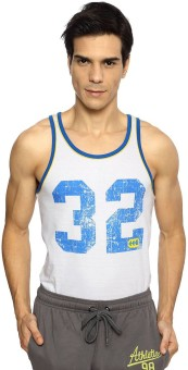 Ajile By Pantaloons Active Wear Men's Vest