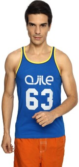 Ajile By Pantaloons Active Wear Men's Vest - VESE8DTSWFBZZWB7