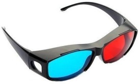 Real 3D Rd1 Red Cyan Anaglyph Video Glasses
