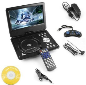 Shrih SH-0106 7.8 inch DVD Player