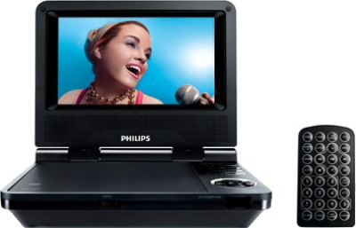 Buy Philips PET717/94 7 inch DVD Player: Video Player