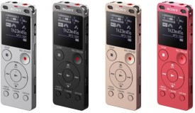 SONY Sony ICD-UX560-VOICE RECORDER 4 GB Voice Recorder