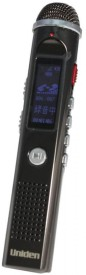 Uniden AA 1101VR 8 GB Voice Recorder