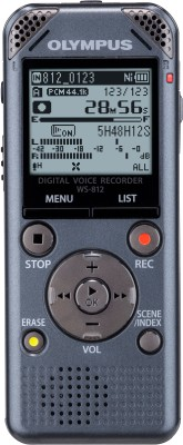 Buy Olympus WS - 812 4 GB Voice Recorder: Voice Recorder