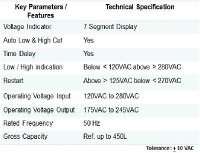 1205D-Voltage-Stabilizer-(For-Upto-450L-Refrigerator)