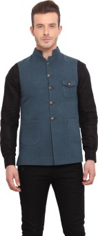 Ennoble Solid Men's Waistcoat
