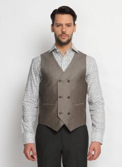 SUITLTD VT0001 Solid Men's Waistcoat
