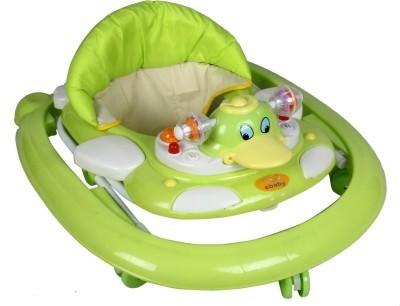 Toyhouse Duck Baby Walker (Green)
