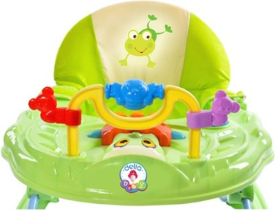 Deliababy Baby Walker (Green)