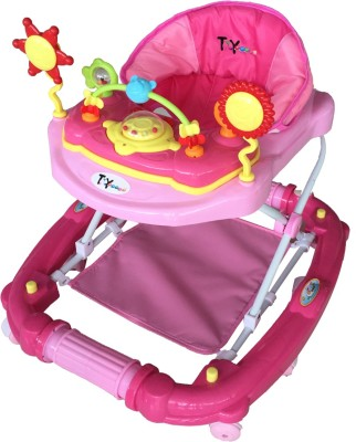 Toyhouse Teddy Baby Walker (Pink)