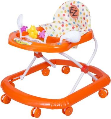 EZ' PLAYMATES BABY WALKER ORANGE (Orange)