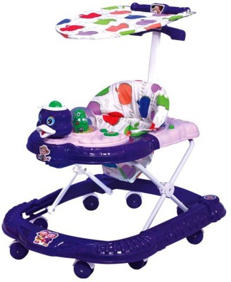 PANDA Yours Shop Multi Colour Walker (Purple)