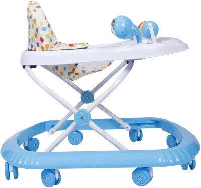 EZ' PLAYMATES BABY WALKER BLUE (Blue)