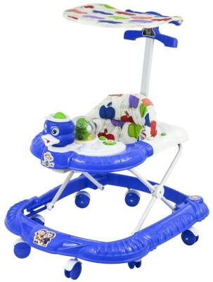 Panda Ducky walker Stroller Pram Pad (Green, Blue)