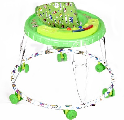 Derby Baby Walker (Green, Yellow)