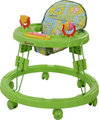 Mothertouch Chikoo Round Walker DX (Green)