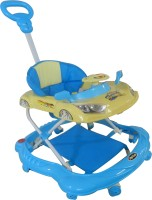 FunOkart Beautiful Money Musical Baby Walker (Blue)