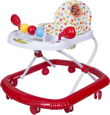 EZ' PLAYMATES BABY WALKER RED (Red)