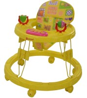 Mothertouch Chikoo Round Walker DX (Yellow)