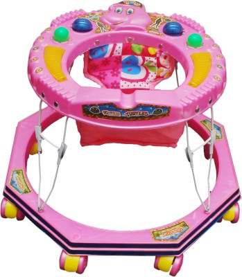 Kusum Enterprises Baby Walker (Pink) (Pink)