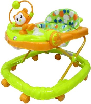 Deliababy Acrobat Panda Walker (Green)