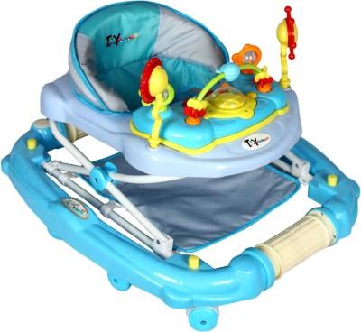 Toyhouse Teddy Baby Walker (Blue)