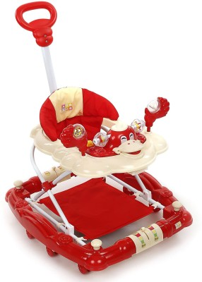 Mee Mee Baby 2-in-1 Walker (Red)