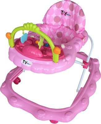 Toyhouse Rabbit Baby Walker (Pink)