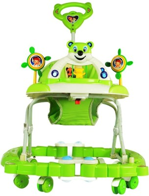 Panda Walker cum Rocker (Green)