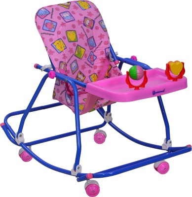Mothertouch 3 in 1 Walker Delux (Pink)