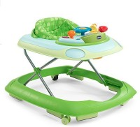 Chicco Band Baby Walker Green Wave (Green)