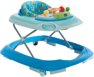 Chicco Band Baby Walker (Blue)