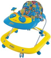 Brats N Angels Funride Crystal Musical Baby Walker (Blue)