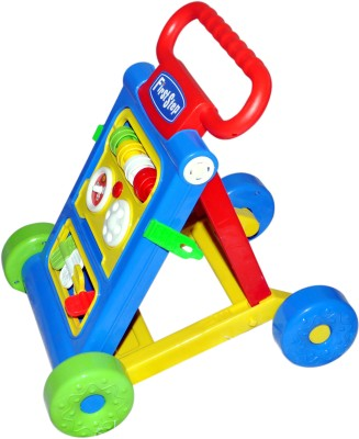 First Step Baby Activity Musical Toy (Multicolor)