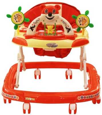 Panda Adjustable Walker (Red)