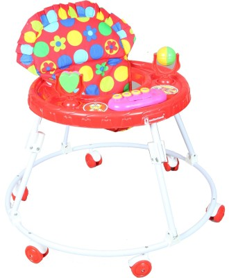 Mothertouch Limited Edition Round Walker DX (Red)