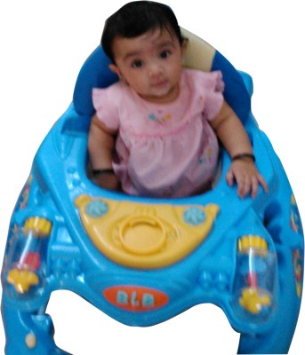 Mee Mee Baby Walker Cum Rocker (Blue)