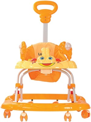 Luvlap Sunshine Baby Walker (Yellow)