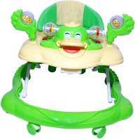 Shahi Parvarish Ducky Musical/Adjustable Baby Walker (Green)
